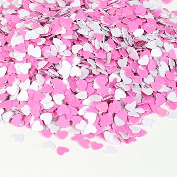 Picture of Confeti corazones papel mini (56gr)