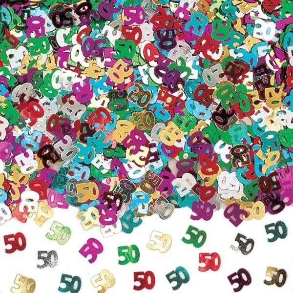 Picture of Confeti 50 años brillante (14gr)