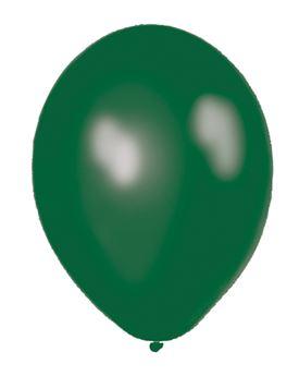 Picture of Globos Verde Selva Metal 30cm R12-532-12 (12)