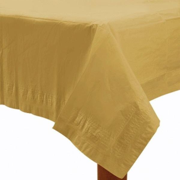 Picture of Mantel dorado de papel