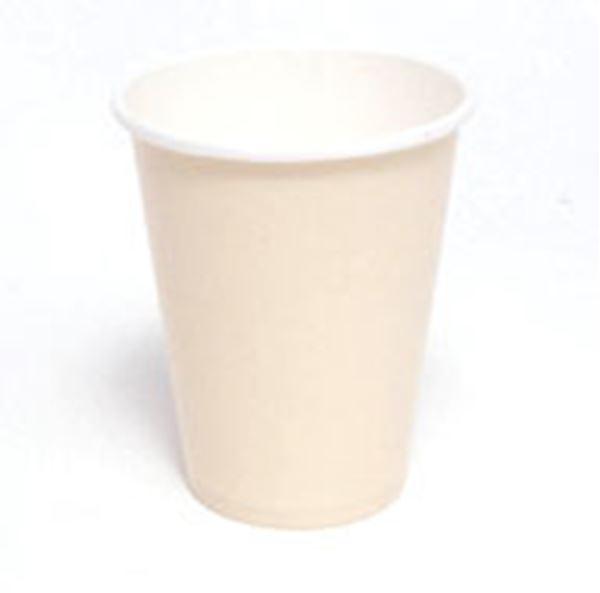 Picture of Vasos marfil de cartón (8)