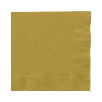 Imagens de Servilletas doradas pequeñas (20)