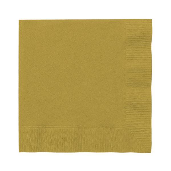 Imagen de Servilletas doradas pequeñas (20)