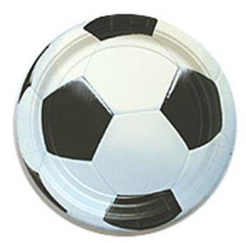 Picture of Platos fútbol pequeños (8)