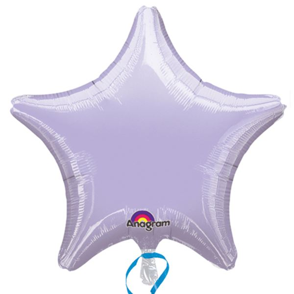 Imagens de Globo estrella lavanda