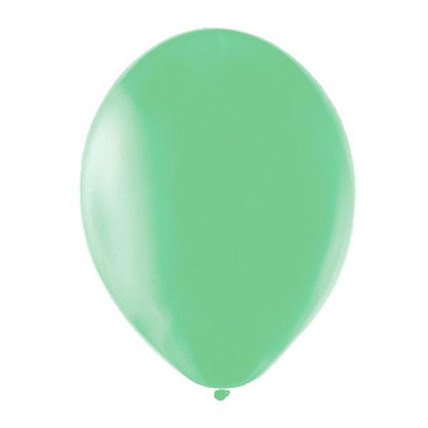 Imagen de Globos verde pastel (50)