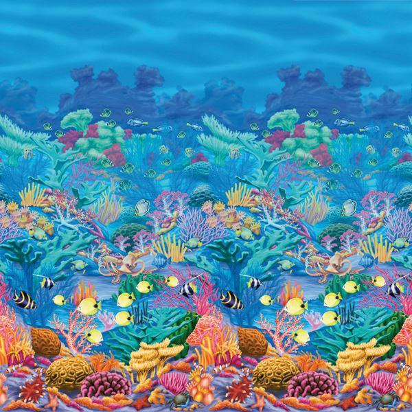 Picture of Fondo pared arrecife 12 metros