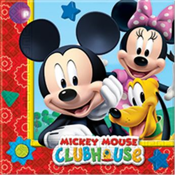 Picture of Servilletas Mickey Mouse Clubhouse (20)