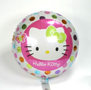 Picture of Globo Hello Kitty círculo