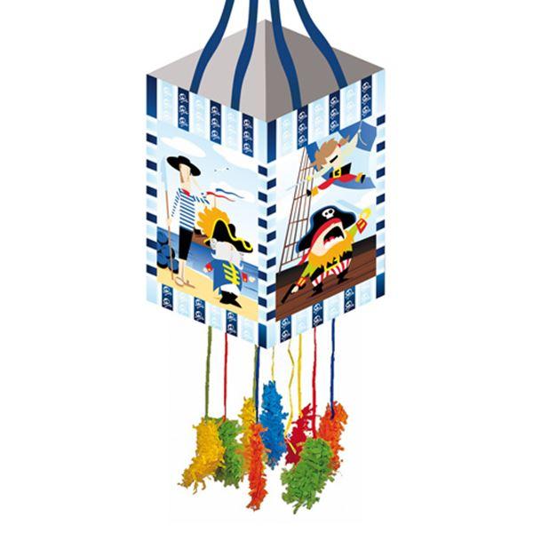 Imagen de Piñata piratas pequeña