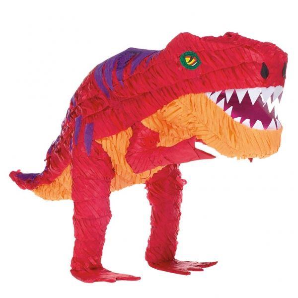 Imagen de Piñata dinosaurio prehistórico grande