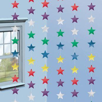 Imagen de Tiras estrellas colores (6)