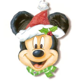 Imagen de Globo Mickey Navidad grande
