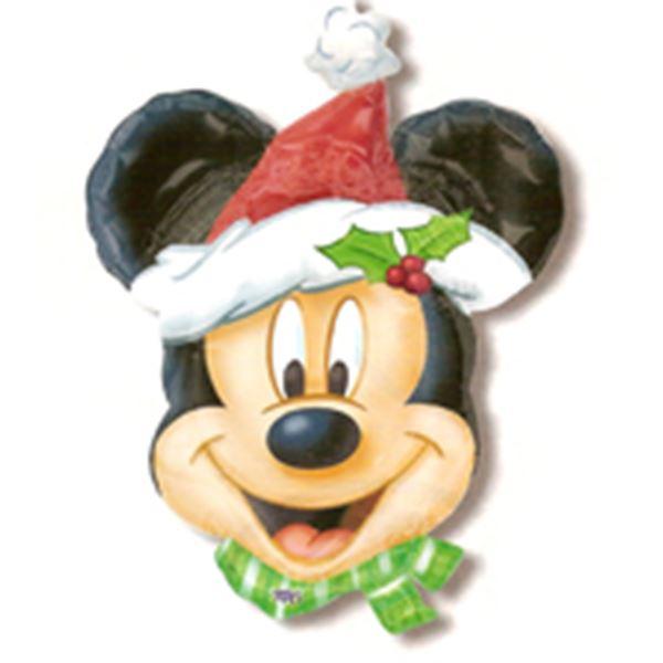 Imagens de Globo Mickey Navidad grande
