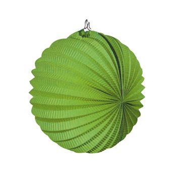 Imagen de Farolillo verde claro 22cm