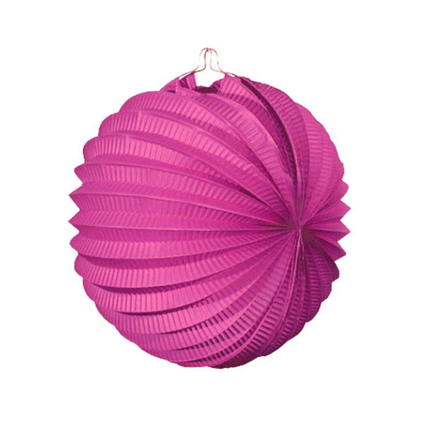 Picture of Farolillo fucsia 22cm