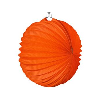Picture of Farolillo naranja 22cm