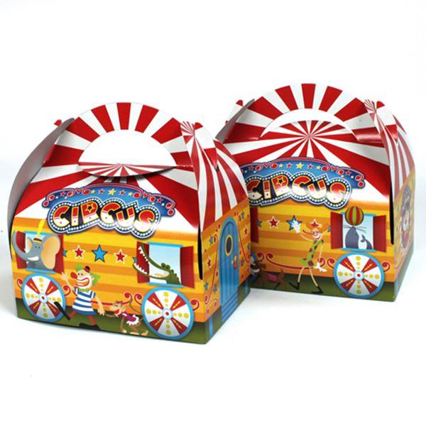 Imagens de Caja circo