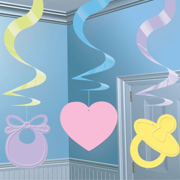 Imagen de Decorados espirales bebé (5)
