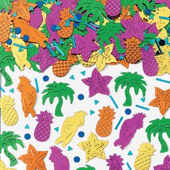 Imagens de Confeti isla tropical (14g)