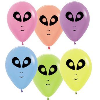 Picture of Globos alien (10)