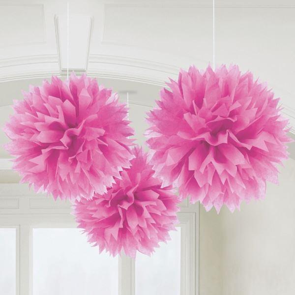 Imagen de Pompón rosa (3)