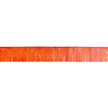 Picture of Guirnalda naranja flecos papel 50m