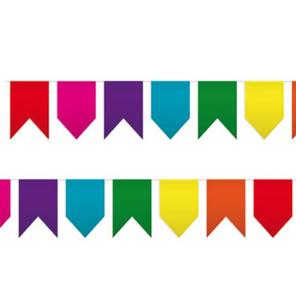 Picture of Banderín colores original 25m