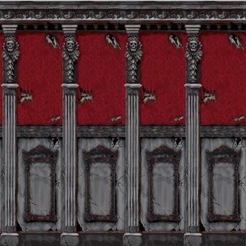 Imagens de Fondos pared mansión gótica (12m)