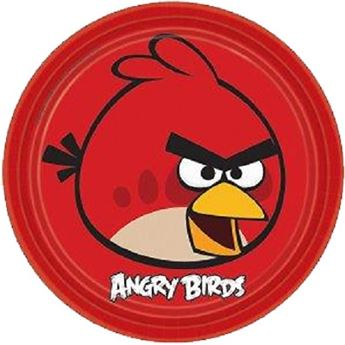 Imagen de Platos Angry Birds grandes (8)