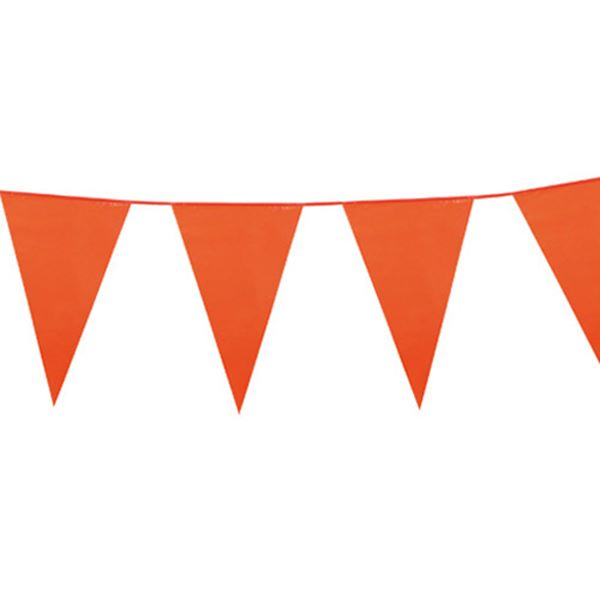 Imagens de Banderín naranja grande (10m)
