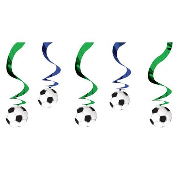 Imagens de Decorados espirales fútbol (5)