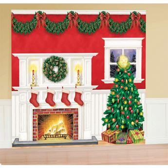 Imagen de Set decoración escena Navidad
