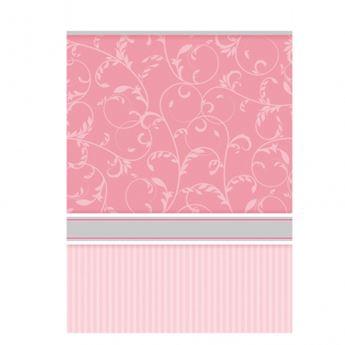 Imagens de Mantel comunión rosa