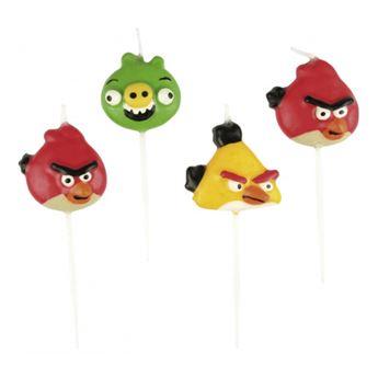 Imagens de Velas Angry Birds