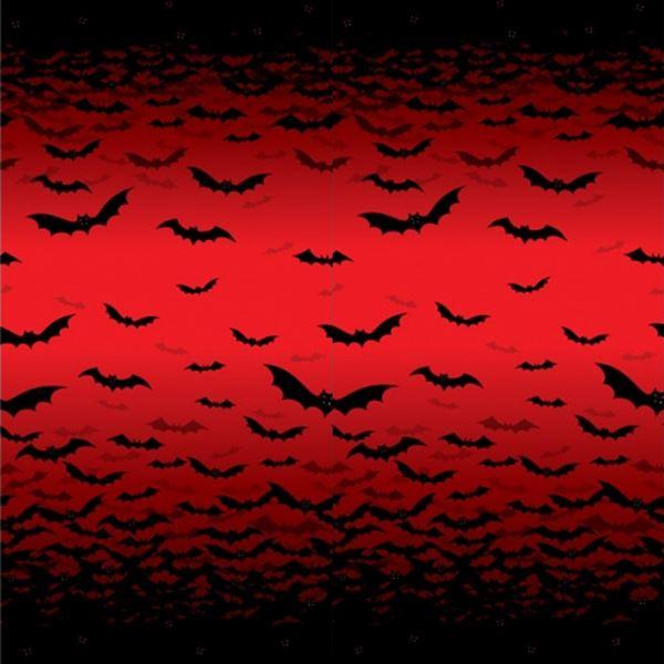 Imagens de Fondo pared murciélagos cielo rojo 12 metros