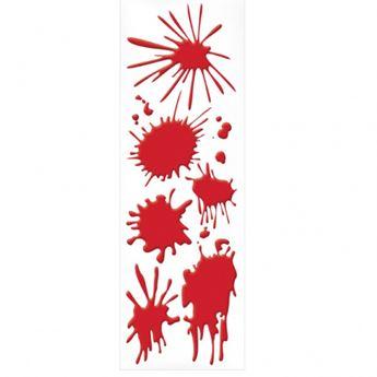 Imagens de Decorados gel manchas sangre (6)