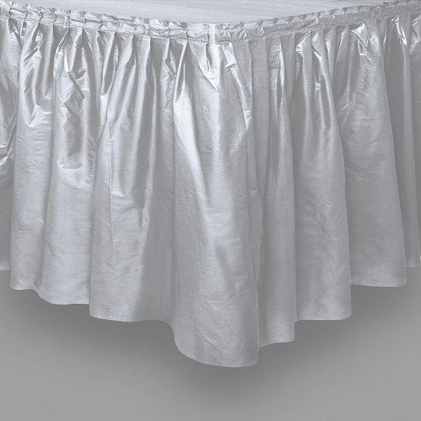 Imagens de Falda de mesa plata