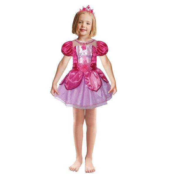 Imagen de Disfraz barbie bailarina 3-4 años