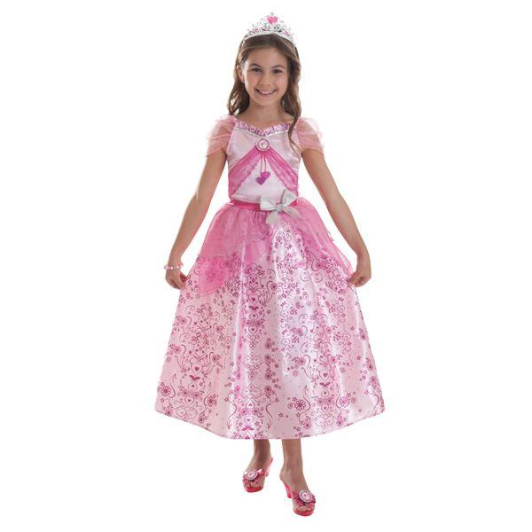 Imagens de Disfraz Barbie princesa 3-5 años