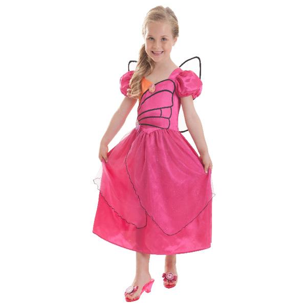 Comprar Disfraz Barbie Mariposa 5-7años online al mejor precio por ...