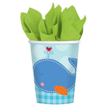 Imagen de Vasos bebé azul (8)