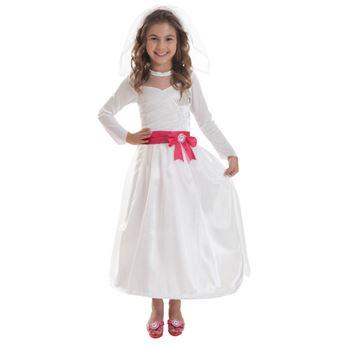Imagens de Disfraz Barbie novia 3-5 años
