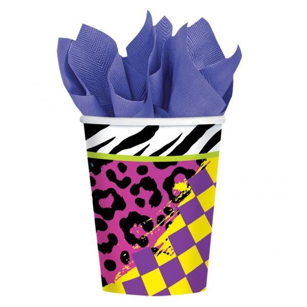Imagen de Vasos Fiesta Años 80 (8)