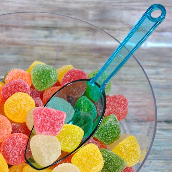 Imagens de Cuchara verde turquesa candy bar