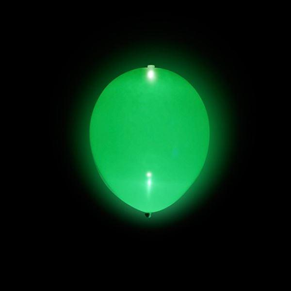 Imagens de Globos verdes con luz (5)