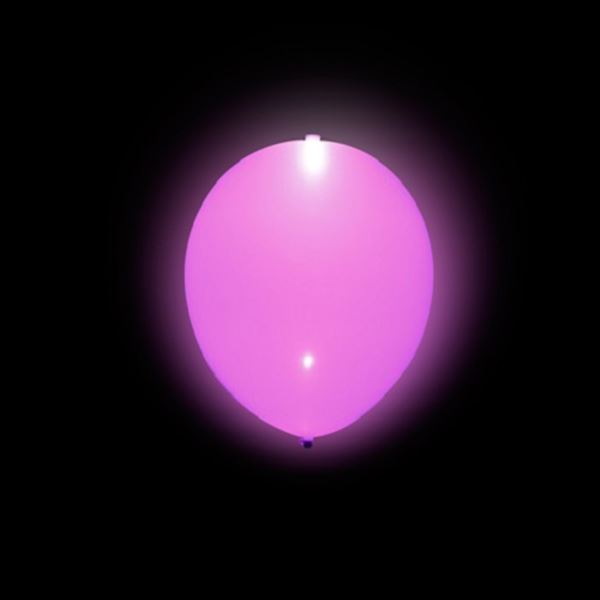 Picture of Globos rosa con luz (5)