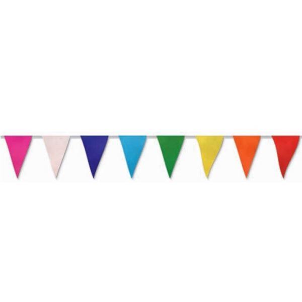 Picture of Banderín colores papel 50m