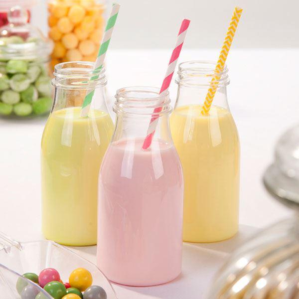 Imagen de Mini lecheras plástico (4)