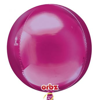 Picture of Globo fucsia esférico